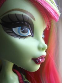 Lalka Monster High