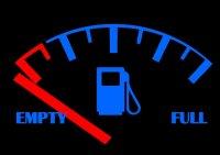 licznik paliwa